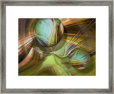 Meaningful Ending Two Framed Print