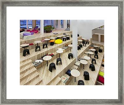 Medical Training And Health Care Framed Print by Jaak Nilson