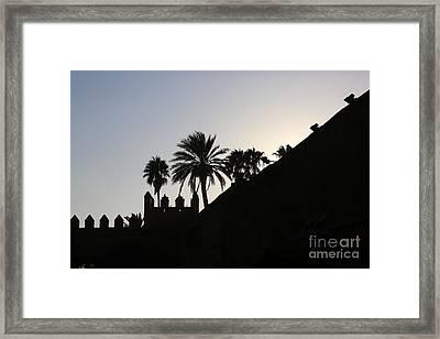 Medina I Rabat Framed Print by Chuck Kuhn