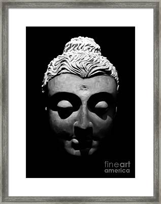 Meditation 1 Framed Print by Elena Mussi