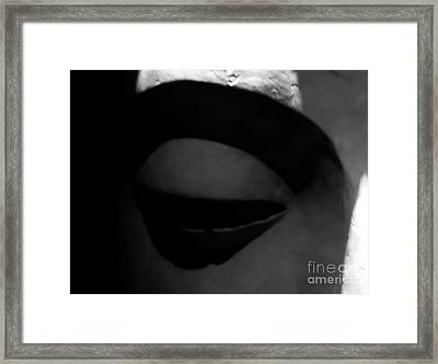 Meditation 4 Framed Print by Elena Mussi