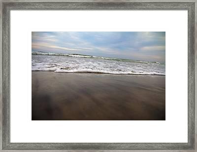 Meditative Forces Framed Print