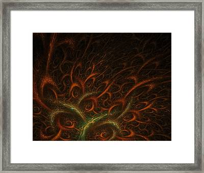 Medusa Framed Print by Lourry Legarde