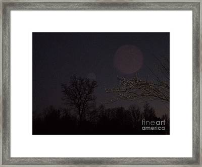 Megaorbs Framed Print by Doug Kean
