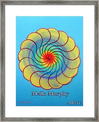 Mella Murphy Framed Print