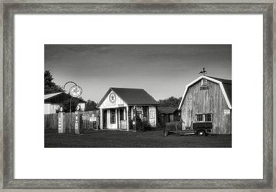 Mementos From The Past II Framed Print by Steven Ainsworth
