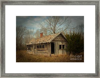 Memories Are Made Of This Framed Print by Betty LaRue