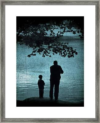 Memories Framed Print by Darren Fisher