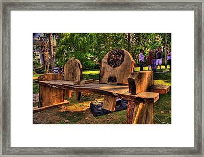 Memory Framed Print by Photo Chasers