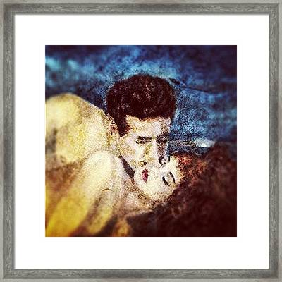 Memory Sustained Framed Print