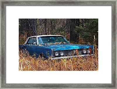 Framed Print featuring the photograph Mercury by Trever Miller