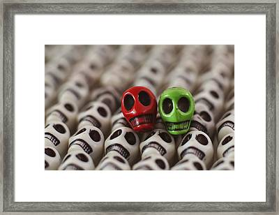 Merry Christmas Framed Print by Mike Herdering