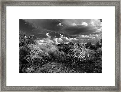 Mesa Dreams Framed Print