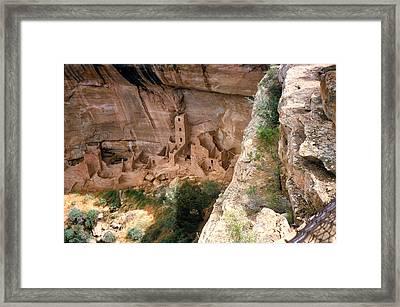 Mesa Verde One Framed Print