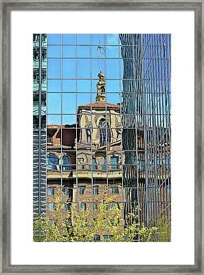 Metamorphosis Framed Print by Phyllis Denton