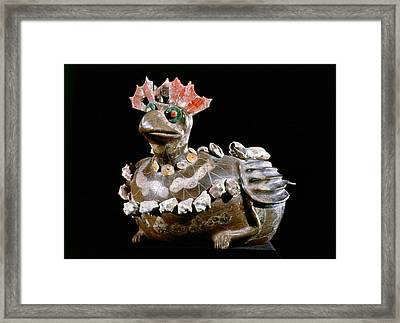 Mexico: Teotihuacan Framed Print by Granger