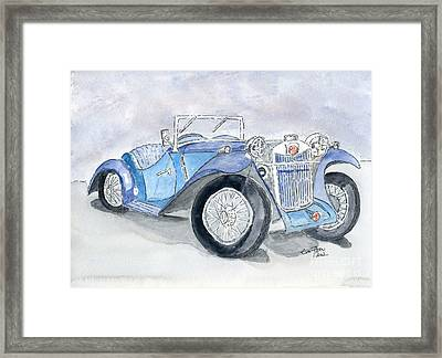 Mg 1926 Framed Print