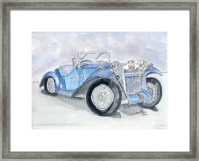 Mg 1926 Framed Print by Eva Ason