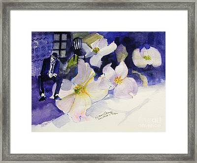 Michael Jackson - Who Is It Framed Print