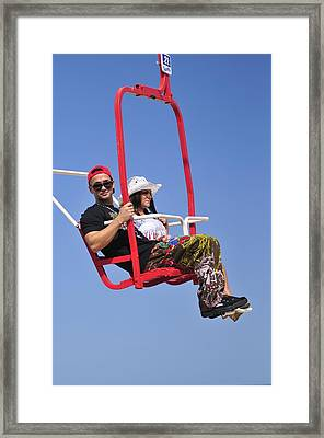 Michael  Sorrentino The Situation Framed Print