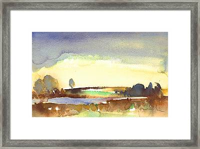 Midday 27 Framed Print by Miki De Goodaboom