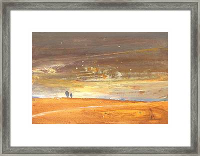 Midday 29 Framed Print by Miki De Goodaboom