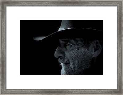 Midnight Cowboy Framed Print