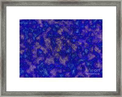 Midnight Magic Framed Print by Carol Groenen