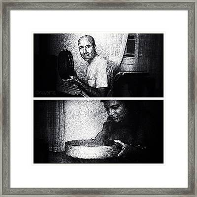Midnight Music Framed Print