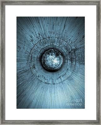 Mighty Titan II Framed Print by Dan Julien