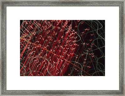 Migration Framed Print by Dean Bennett