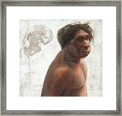 Miguelon Reconstruction Framed Print by Kennis And Kennismsf