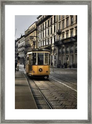 Milan Italy Framed Print by Joana Kruse
