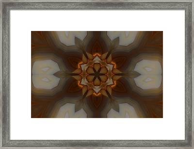 Milky Way Framed Print by Chad Wasden