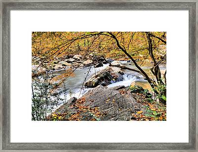 Mill Creek  Framed Print