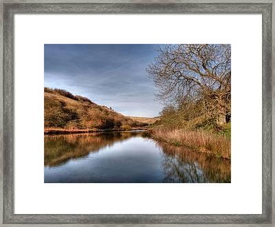 Millington Reflections Framed Print