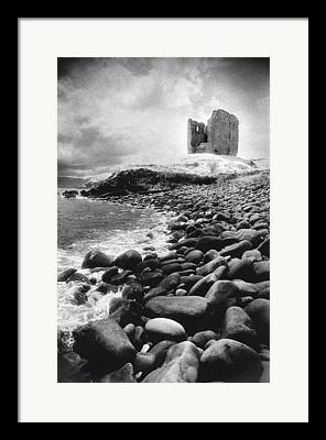 Minard Castle Framed Prints