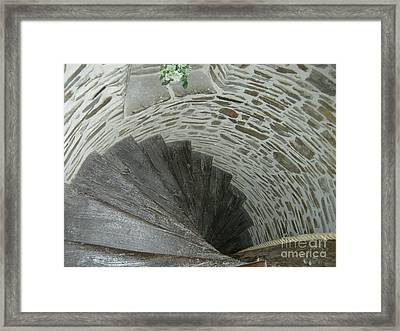 Mind The Gap....s Framed Print