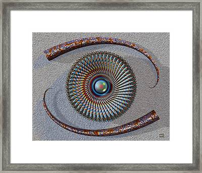 Mind's Eye IIi Framed Print