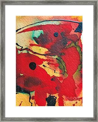 Mindscape 1 Framed Print by Ana Maria Edulescu
