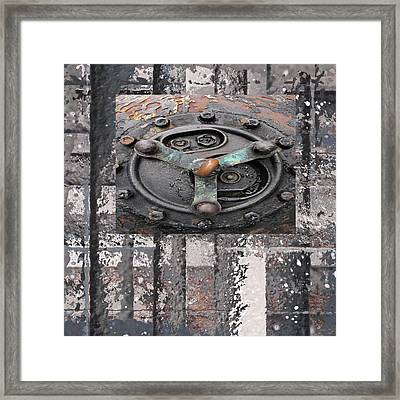 Mine Forever Framed Print