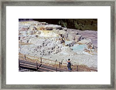Minerva Terrace Framed Print by Rod Jones