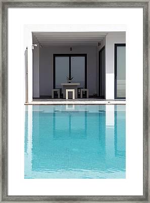 Minimalist Architecture A Modern Framed Print