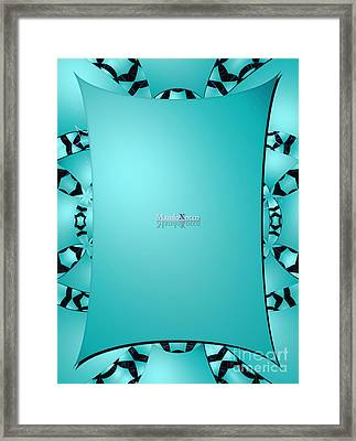 Mint Framed Print