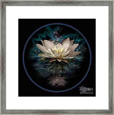 Mirabai Marketing Framed Print