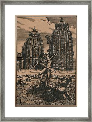 Mirages Framed Print by Sirenko