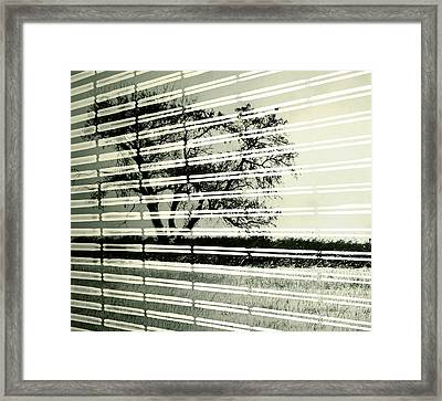 Mirages Wind Framed Print by Jerry Cordeiro