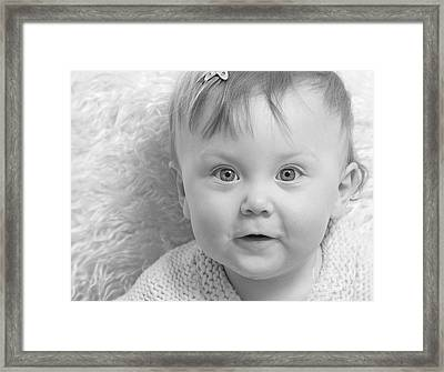 Mischief Framed Print by Alexander Photography