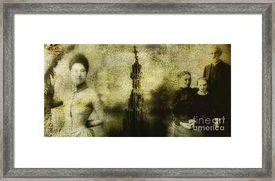 Missing Framed Print by Andrew Paranavitana