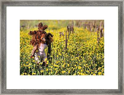 Missing You II Framed Print